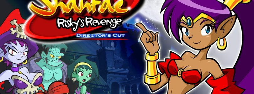 Shantae: Risky's Revenge – Director's Cut Announced for Switch and Xbox One