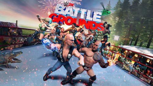 WWE 2K Battlegrounds to Launch on September 18