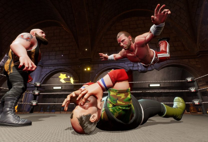 New WWE 2K Battlegrounds Trailer Talks Game Modes with Paul Heyman