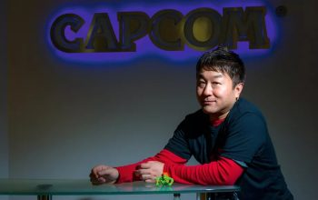 Yoshinori Ono Leaving Capcom After Nearly 30 Years