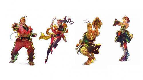 Street Fighter V: Champion Edition Roadmap Detailed, Adds Akira Kazama and More