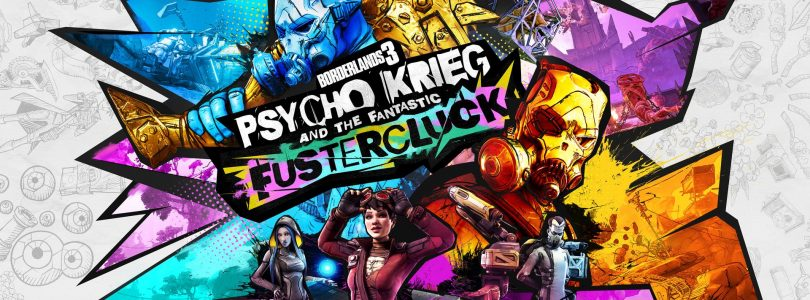 """Borderlands 3 """"Psycho Krieg and the Fantastic Fustercluck"""" Review"""