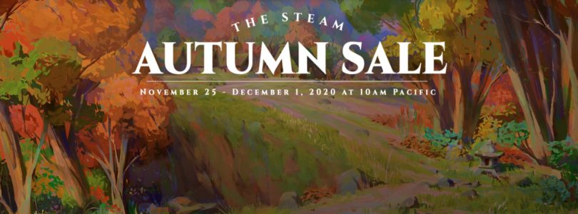 Steam Autumn Sale 2020 On Now