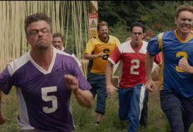 Josh Duhamel's Buddy Games in AU Cinemas on January 7