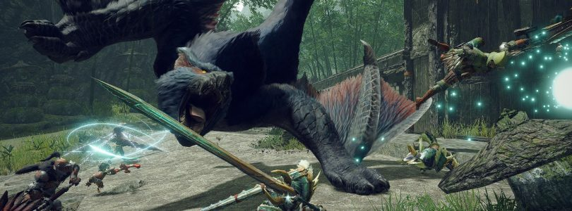 Monster Hunter Rise Second Limited Demo Now Available on Switch