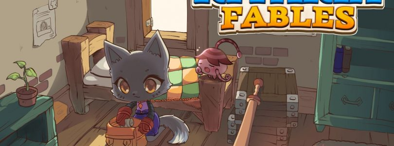 Kitaria Fables to Release on September 3 on Numerous Platforms
