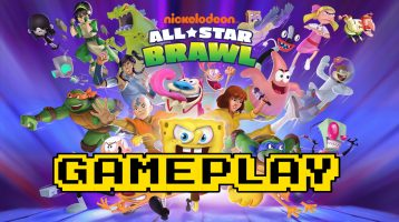Nickelodeon All-Star Brawl First 30 Minutes of Gameplay
