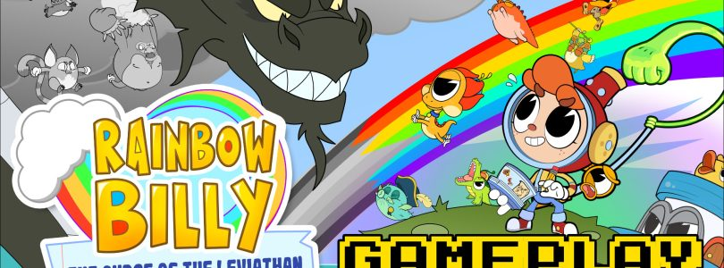 Rainbow Billy: The Curse of the Leviathan First 30 Minutes of Gameplay