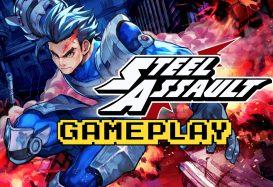 Steel Assault Full Gameplay Walkthrough