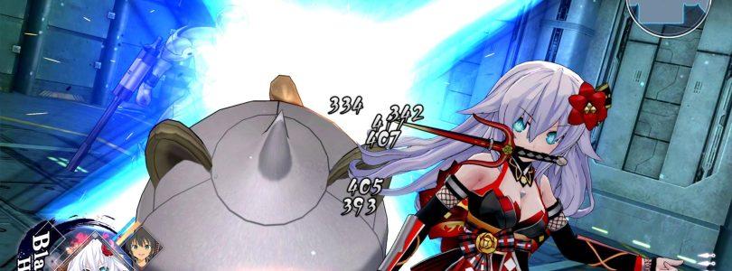 Neptunia x Senran Kagura: Ninja Wars Screenshots Highlight Combat
