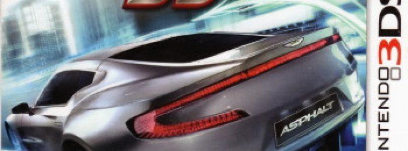 Asphalt 3D Review