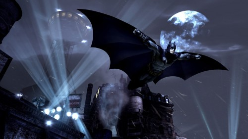 "Batman Arkham City Teaser Trailer isn't ""trapped"""