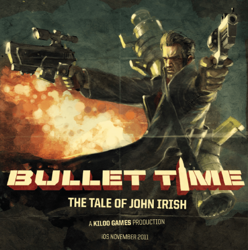 Bullet Time begins in November