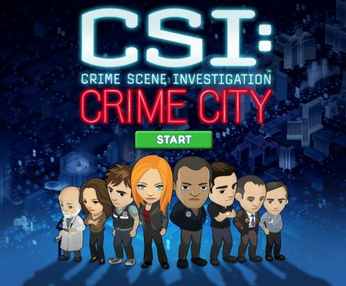 CSI: Crime City Released on Facebook