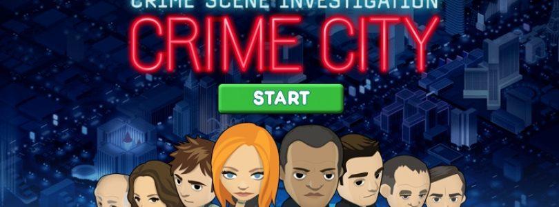 CSI: Crime City Released on Facebook