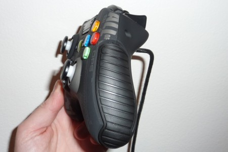 The Black Ops PrecisionAim controller is also compatible with the Xbox 360