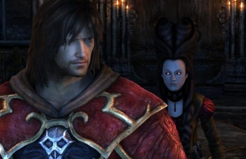 Castlevania: Lords of Shadow Dated