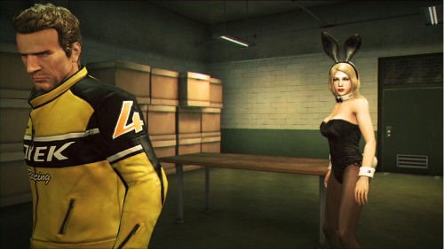 Capcom Teams Up with PLAYBOY to Bring Sexy Back to DEAD RISING 2