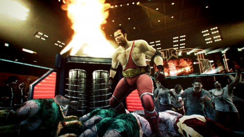 Dead Rising 2: Off the Record unleashed