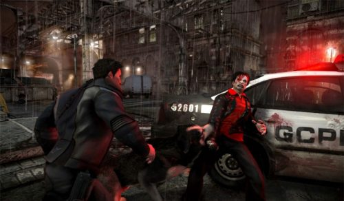 NAMCO BANDAI Gmes Announces Dead To Rights: Retribution