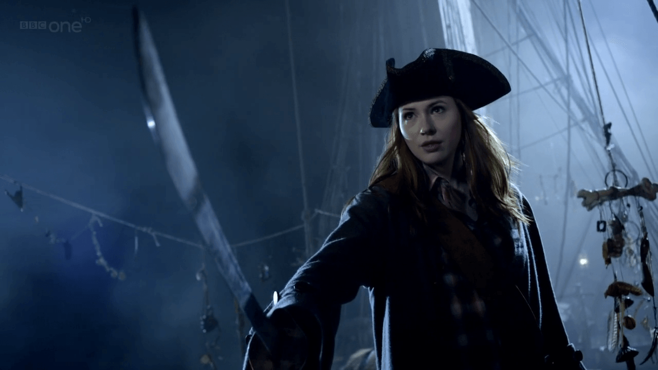 Doctor Who Amy Pond
