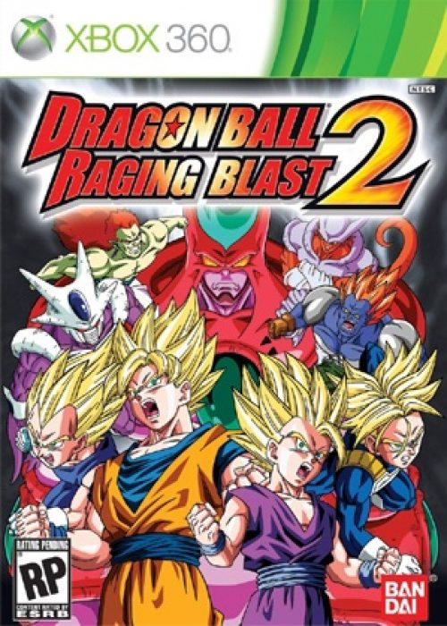 Dragon Ball: Raging Blast 2 blasts onto shelves today!