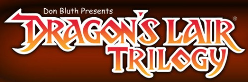 Dragon's Lair Trilogy Announced for Wii
