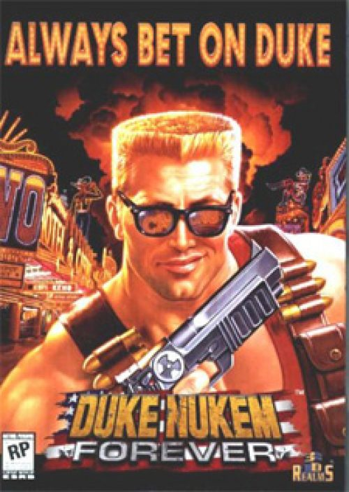 Hands-on with Duke Nukem Forever