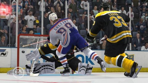 EA Reveals First Three Legends For NHL 2012