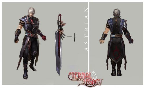 Gameloft announced Eternal Legacy – A Japanese RPG
