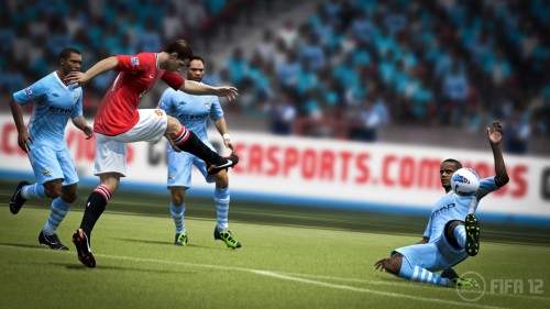 FIFA 12: Some Twitterific Answers