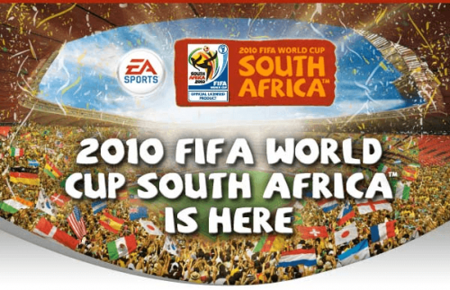 2010 FIFA World Cup is here !!