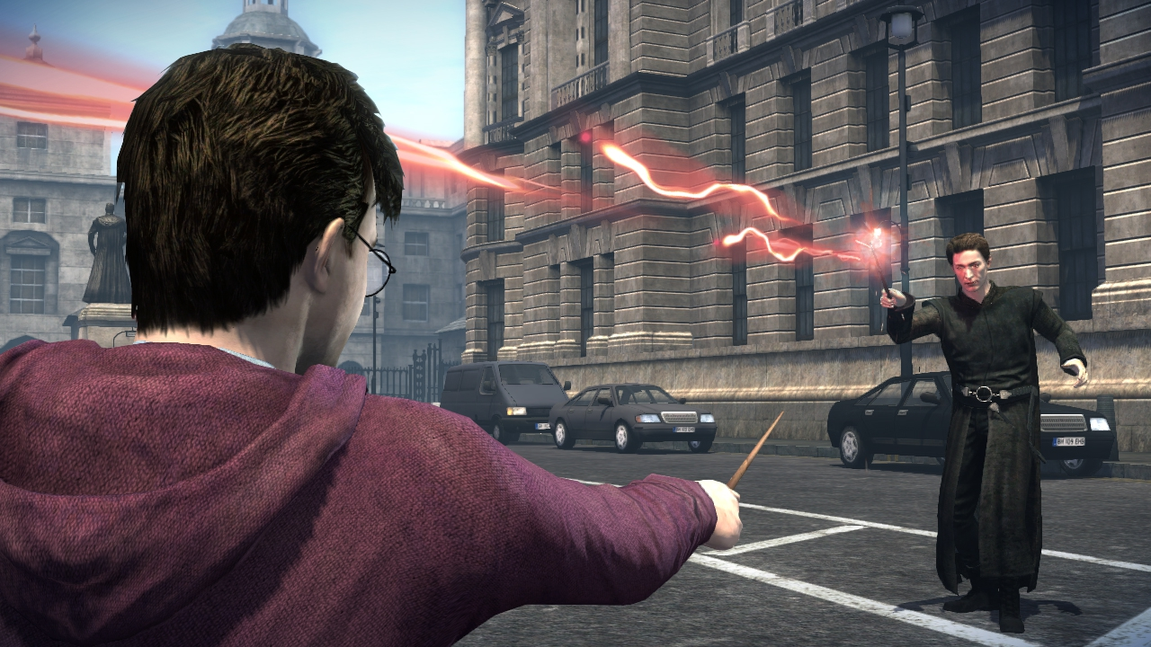 Harry Potter and the Deathly Hallows - Part 1 (PC) 2010