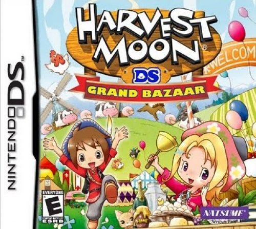 Harvest Moon: Grand Bazaar is coming to PAL in 2011