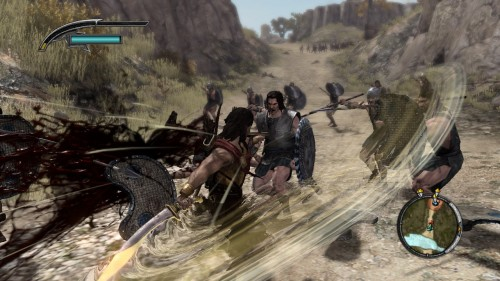 Warriors: Legends of Troy new screens and info