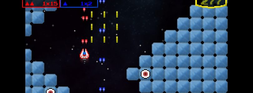"""Hypership Out of Control"" XBL Indie Game"