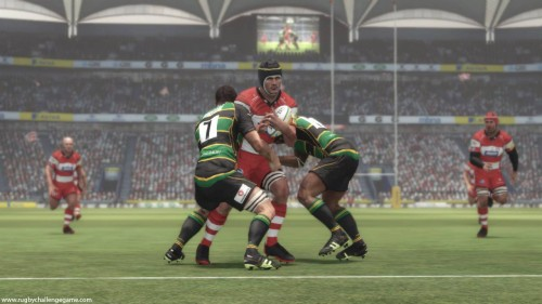 Jonah Lomu Rugby Challenge announced for Xbox 360, PS3, PS Vita, PC