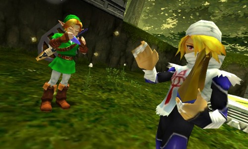 Ocarina of Time 3DS UK and US release dates confirmed