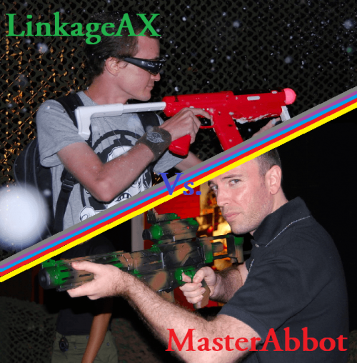 Fight the Helghast with LinkageAX and MasterAbbott
