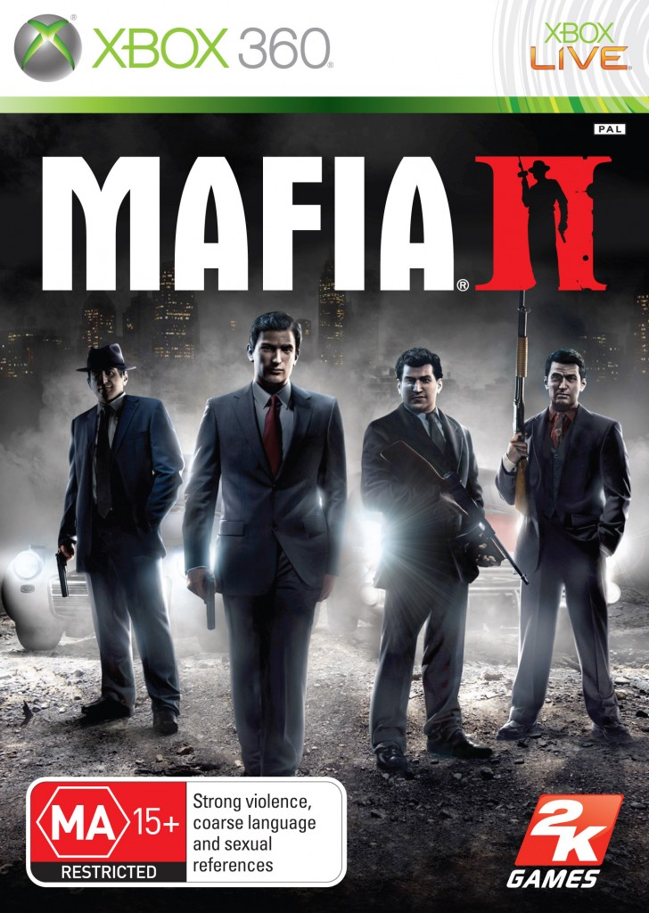 mafia ii  xbox