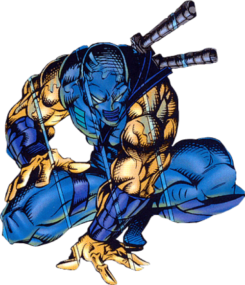 Mortal Kombat: Who is Hydro?