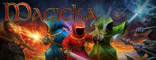 Magicka on Top of Steam Sales!