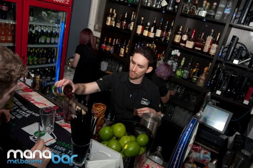 Mana Bar Opening Weekend Impressions