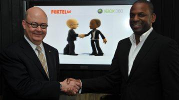 Microsoft Xbox Partnership with Foxtel Announced