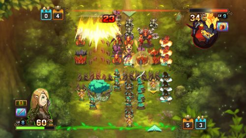 Might & Magic CLASH OF HEROES Coming soon for Playstation Network & XBOX Live Arcade