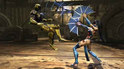 Mortal Kombat: Six New Screenshots