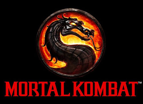 mortal kombat logo. Mortal Kombat getting the