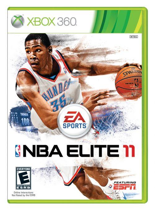 "NBA Elite ""In Your Face!"" Screenshots"