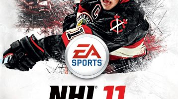 NHL 2011 Cover Athlete is Toews