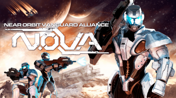 N.O.V.A. Near Orbit Vanguard Alliance – iPhone – Teaser
